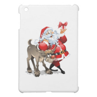 Santa Claus Cover For The iPad Mini