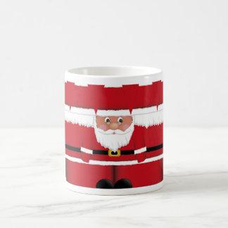 Santa Claus cutout Coffee Mug