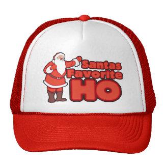 Santa Claus Favorite HO Hat