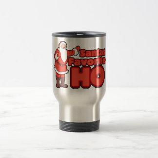 Santa Claus Favorite HO Mug