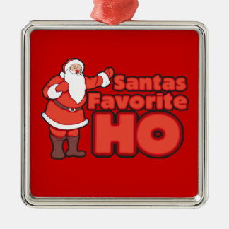 Santa Claus Favorite HO Ornaments