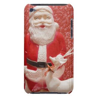 Santa Claus figurine iPod Case-Mate Cases
