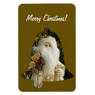 Santa Claus Flexi Magnet