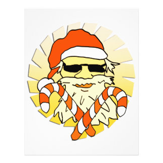Santa Claus Flyer Design