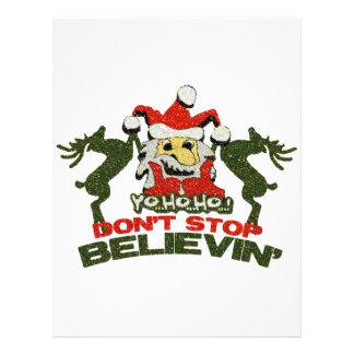 Santa Claus Flyers