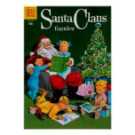Santa Claus Funnies – Storytime Poster