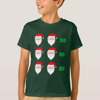 Santa Claus Ho Ho Ho T-Shirt