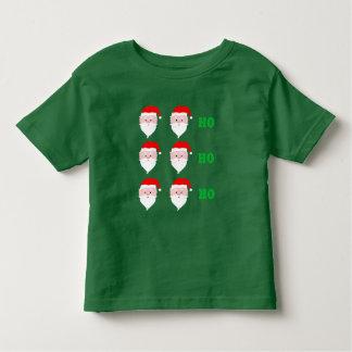 Santa Claus Ho Ho Ho Toddler T-Shirt