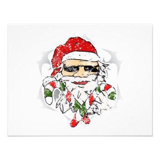 Santa Claus Invites