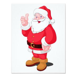 Santa Claus Announcement