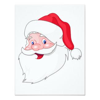 Santa Claus Invite