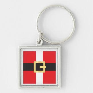 Santa Claus Key Chain