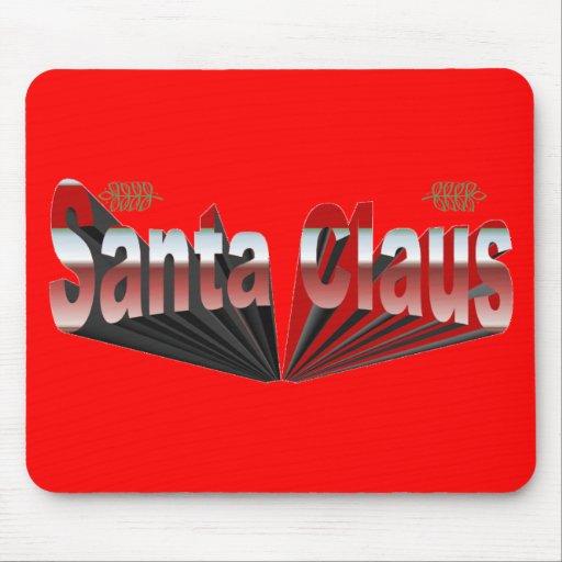 Santa Claus Mousepads