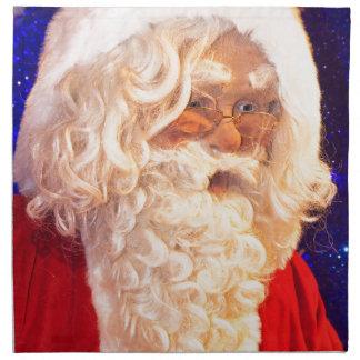 Santa Claus Napkin