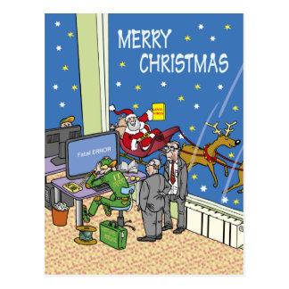 Santa Claus no. 12 Postcard