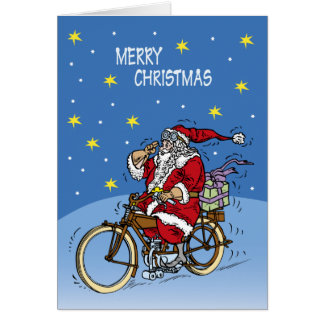 Santa Claus no. 15 Greeting Card