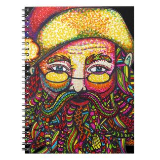 Santa Claus Notebook
