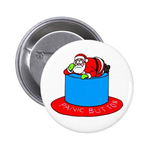 Santa Claus Panic Button