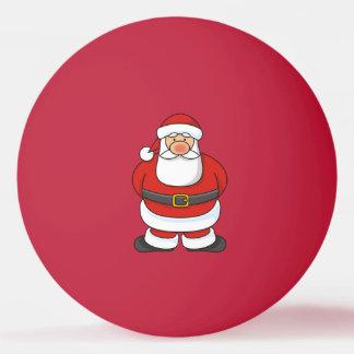 Santa Claus Ping Pong Ball