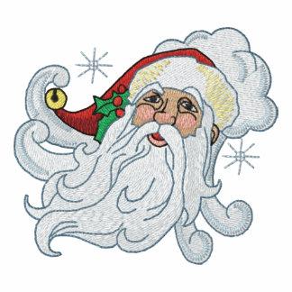 Santa Claus Portrait Hoodie