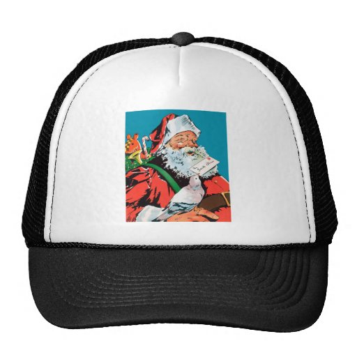 Santa Claus - Special Christmas Delivery Trucker Hat