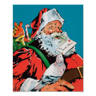 Santa Claus - Special Christmas Delivery Posters