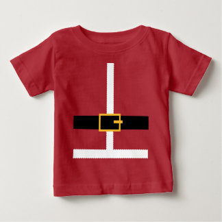 Santa Claus Suit Baby T-Shirt