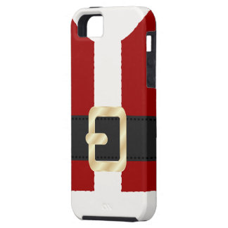 Santa Claus Suit iPhone 5 Covers