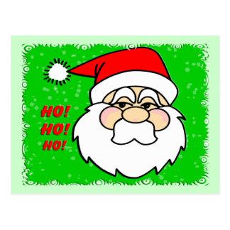 Santa Claus T-Shirts & Gifts Postcard