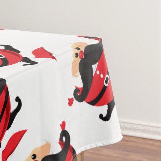 Santa Claus Tablecloth