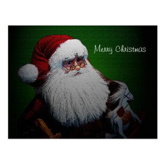 Santa Claus Traditional Postcard