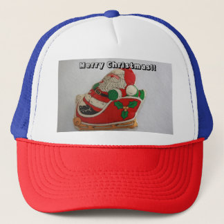 Santa Claus Truckers Hat