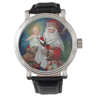 Santa Claus with Christ Child Watch