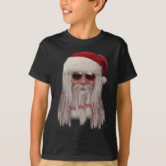 Santa Claus with shades & dreads T-Shirt