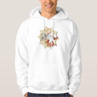 Santa Clause - Basic Hooded Sweatshirt