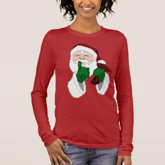 Santa Clause Shirts Fun Womens Santa T-shirts