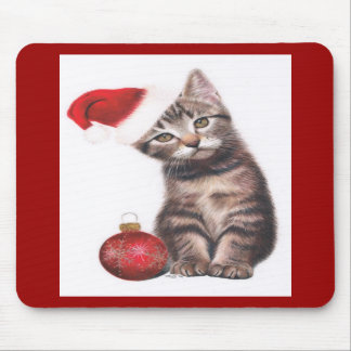 Santa Claws Mouse Pads