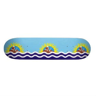 Santa Cruz, Argentina Skate Board Deck