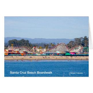 Santa Cruz Beach Boardwalk California Products Cards