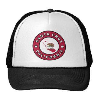 Santa Cruz California Cap