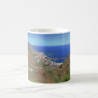 Santa Cruz de La Palma Canary Islands Spain Basic White Mug