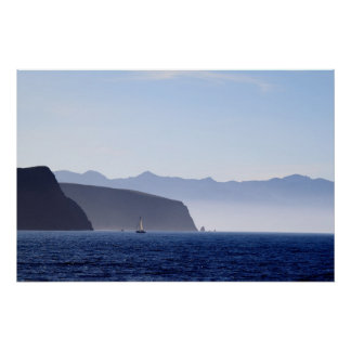 Santa Cruz Island Print