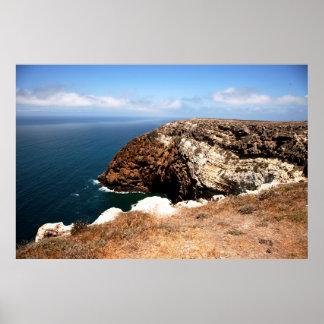 Santa Cruz Island Series 1 Posters