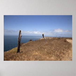 Santa Cruz Island Series 3 Poster