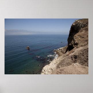 Santa Cruz Island Series 5 Poster