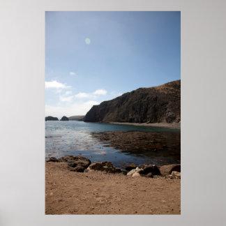 Santa Cruz Island Series 9 Posters