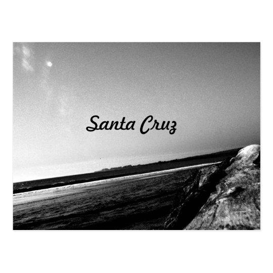 Santa Cruz Postcard