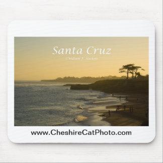 Santa Cruz Sunset California Products Mouse Pads