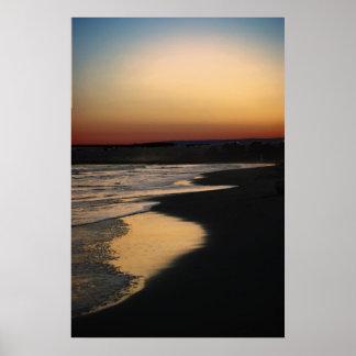 Santa Cruz Tide Poster