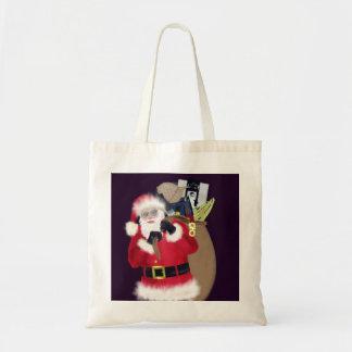 Santa Delivery Tote Bag